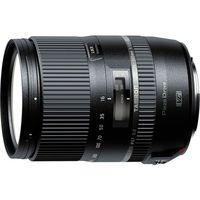 Obiektywy do aparatów, Tamron obiektyw 16-300 mm f/3.5-6.3 Di II VC PZD (Canon) + Velbon statyw EX-macro