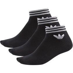Skarpetki adidas Trefoil Ankle - 3 Pary AZ5523