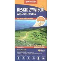 Mapy i atlasy turystyczne, Mapa turystyczna - Beskid żywiecki 1:25 000 - praca zbiorowa - książka
