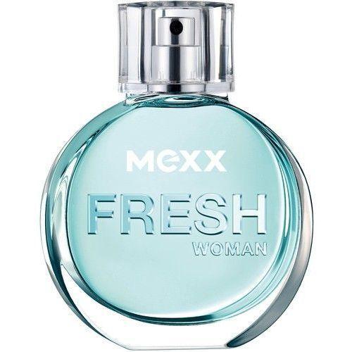 Wody toaletowe damskie, MEXX Fresh Woman woda toaletowa 15 ml