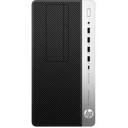 HP EliteDesk 705 G4 MT [5JA26EA] - Ryzen 7 Pro 2700X / 16 / 256 / SSD (M.2 - PCIe) / NVIDIA Quadro P1000 / AMD B350 FCH / AM4 / Win10 Pro