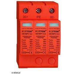 Ogranicznik przepięć FOTTON OBV26PV-12,5 kl. I,II (B+C) 1500V DC