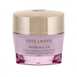 Estée Lauder Resilience Lift Face and Neck Creme SPF15 krem do twarzy na dzień 50 ml dla kobiet