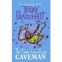 Książki do nauki języka, The Time-travelling Caveman - Pratchett Terry - książka (opr. miękka)