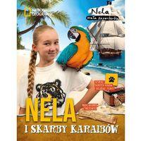 Książki dla dzieci, Nela i skarby Karaibów - Nela Mała Reporterka (opr. twarda)