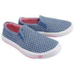 AXIM 2TE1168 niebieski, tenisówki dziecięce, rozmiary: 25-30 - Niebieski