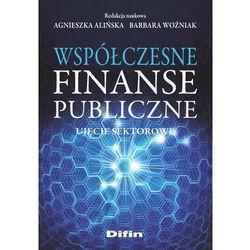 Współczesne finanse publiczne. Darmowy odbiór w niemal 100 księgarniach! (opr. broszurowa)
