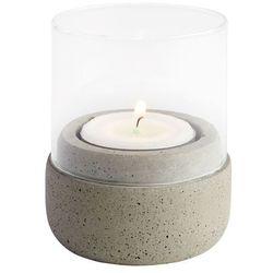 Wiatroodporny świecznik | śr. 60x(H)80mm | 2szt.