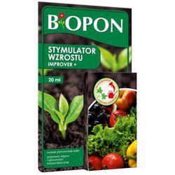 BIOPON 20ml Improver+ Stymulator wzrostu