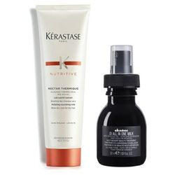 Kerastase Nutritive Nectar Thermique 150ml + Davines OI Oil All in One Milk 50ml