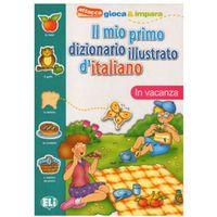 Książki do nauki języka, Il mio primo dizionario illustrato d`italiano (opr. miękka)