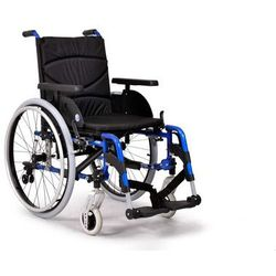 Wózek inwalidzki ze stopów lekkich V300 GO Vermeiren