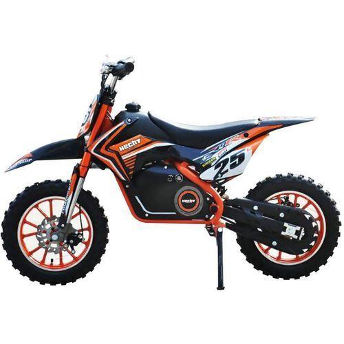 Motory dla dzieci, HECHT 54500 MOTOR AKUMULATOROWY MOTOCROSS MINICROSS MOTOREK MOTOCYKL ZABAWKA DLA DZIECI - EWIMAX OFICJALNY DYSTRYBUTOR - AUTORYZOWANY DEALER HECHT
