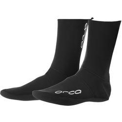 ORCA Swim Socks, czarny XS 2021 Akcesoria pływackie i treningowe Przy złożeniu zamówienia do godziny 16 ( od Pon. do Pt., wszystkie metody płatności z wyjątkiem przelewu bankowego), wysyłka odbędzie się tego samego dnia.