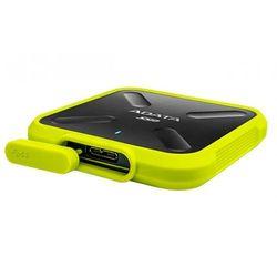 Adata zewnętrzny SD700 256GB ASD700-256GU3-CYL >> PROMOCJE - NEORATY - SZYBKA WYSYŁKA - DARMOWY TRANSPORT OD 99 ZŁ!