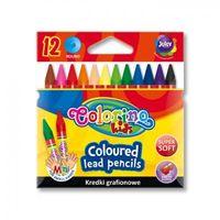 Kredki, Kredki grafionowe Colorino 12 kolorów