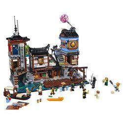 70657 DOKI W MIEŚCIE NINJAGO® (NINJAGO City Docks) - KLOCKI LEGO EXCLUSIVE