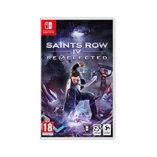 Gry Nintendo Switch, Saints Row: IV – Re-Elected Gra Nintendo Switch KOCH MEDIA