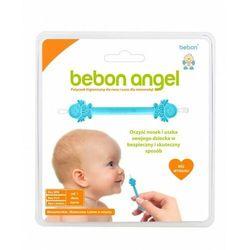 Bebon - Patyczek higieniczny do nosa i uszu dla niemowląt - wielokrotnego użytku