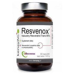 Resvenox Resveratrol 450mg 60 kaps.