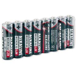 Ansmann Bateria Red Alkaline, 8 sztuk, AA, 1.5V (5015280) Darmowy odbiór w 21 miastach!