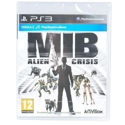Men in Black Alien Crisis (PS3)