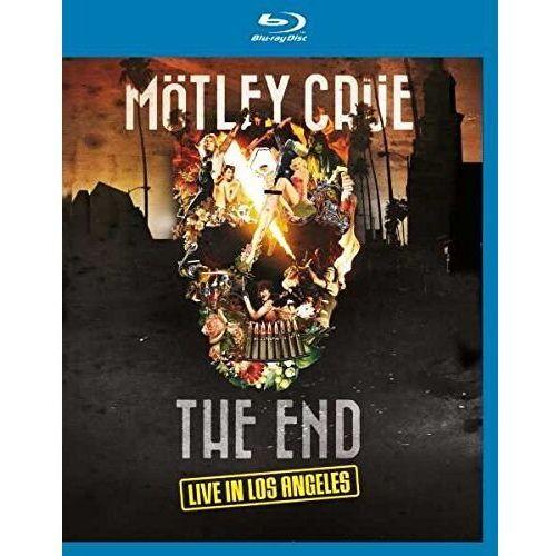 Pozostała muzyka rozrywkowa, THE END - LIVE IN LOS ANGELES - Motley Crue (Płyta BluRay)