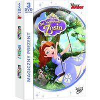 Filmy animowane, Jej Wysokość Zosia. Kolekcja (Święta w Czarlandii, Gotowa by zostać księżniczką, Pływający pałac (DVD) - Różni