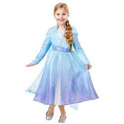 Kostium Frozen 2 Elsa Deluxe dla dziewczynki - 9-10 lat