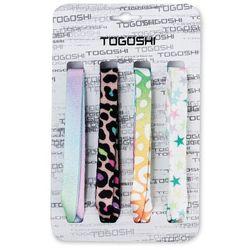Zestaw sznurówek do obuwia TOGOSHI - TG-LACES-120-4-WOMEN-001 Brązowy Kolorowy