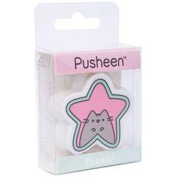 Pusheen - Gumka do mazania w kształcie gwiazdy