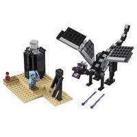 Klocki dla dzieci, LEGO Minecraft 6251777 Walka w Kresie