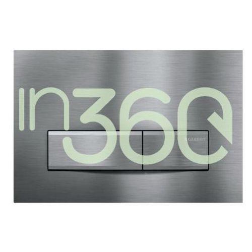 sigma50 przycisk uruchamiający przedni chrom szczotk. 115.788.gh.5 marki Geberit