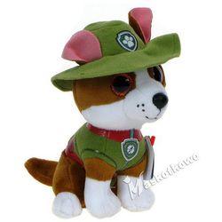 Psi Patrol -TY- maskotka z błyszczącymi oczami - Tracker