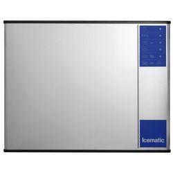 Łuskarka - wytwornica kostek lodu 285 kg/24 h, chłodzona wodą, 1,3 kW, 760x620x575 mm | ICEMATIC, M302W