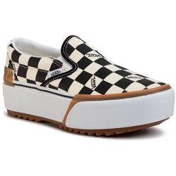 Tenisówki VANS - Classic Slip-On S VN0A4TZVVLV1 (Checkerboard) Multi/True