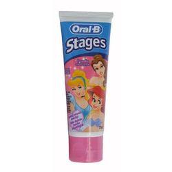 Oral-B Stages pasta dla dzieci 75ml