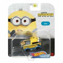 Samochodziki Minionki Otto