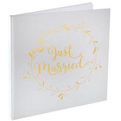Księga gości weselnych Just Married - 1 szt