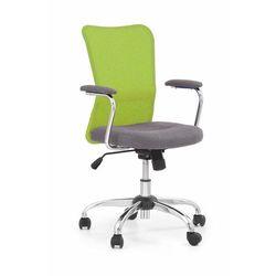 Andy limonkowy krzesło