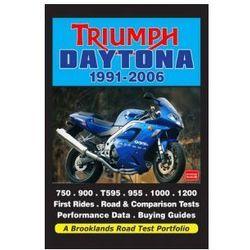 Triumph Daytona 1991-2006 Release Date 2nd July 2012