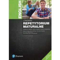 Repetytorium maturalne Język angielski Podręcznik wieloletni Poziom rozszerzony - Pearson (opr. miękka)