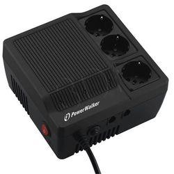 PowerWalker Stabilizator napięcia AVR 1200, 3X SHUKO OUT (220240V) Natychmiastowa wysyłka! Darmowy odbiór w 19 miastach!