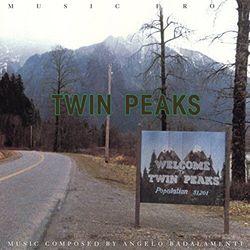 TWIN PEAKS (SOUNDTRACK) (Płyta winylowa)