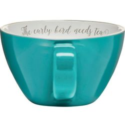 Duża filiżanka do herbaty The early bird needs tea - Sagaform 0,7 Litra (SF-5017492)