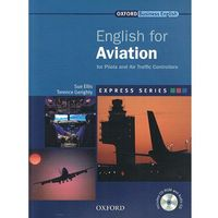 Biblioteka biznesu, English for Aviation + MultiROM and Audio CD (opr. miękka)
