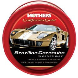 Mothers California Gold® Carnauba Cleaner Wax - Pasta