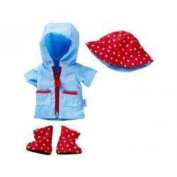 HABA Ubranko dla lalki Pora deszczowa