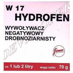 FOMA wywoływacz W 17 Hydrofen-1 l