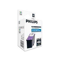 Oryginał Tusz Philips do faksu Crystal 600/650/660/665/680   950 str.   CMY